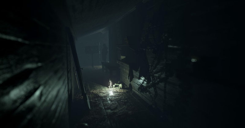 Affected - The Cabin, game screenshot