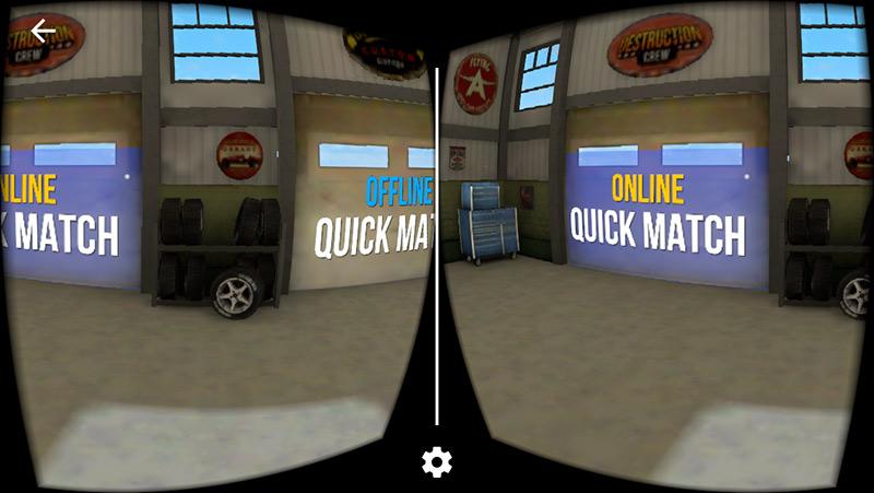 Online Quick match door in the garage