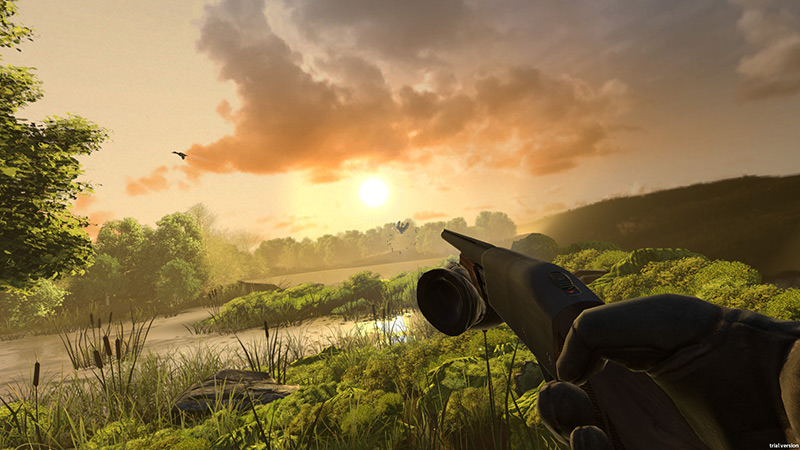 Duck Season gameplay screenshot