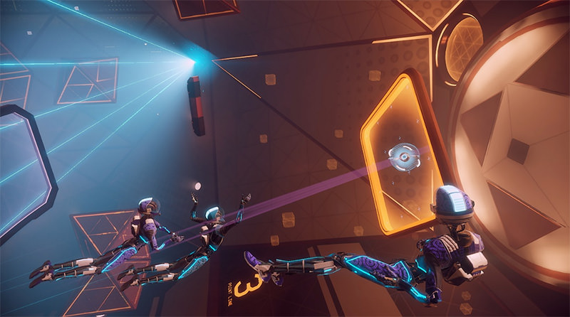 Echo Arena screenshot