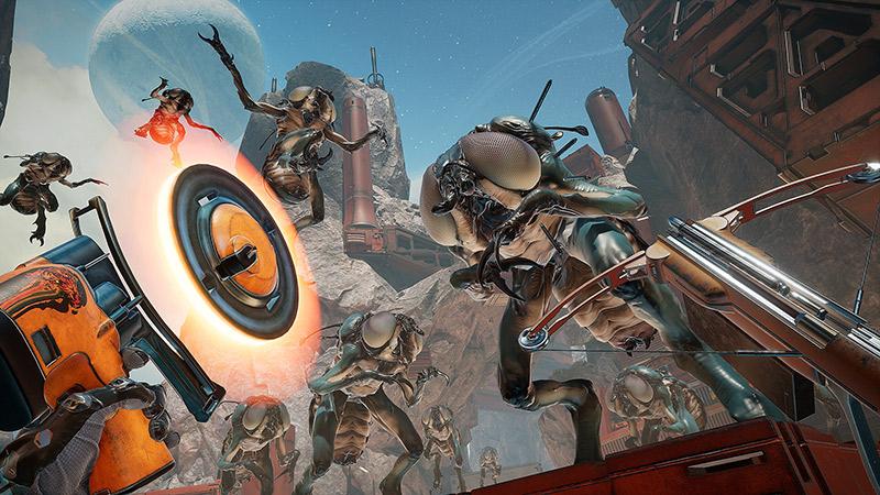 Gunheart in-game screenshot