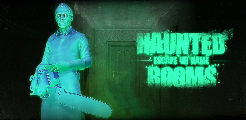 Image result for Haunted Rooms: Escape VR Game
