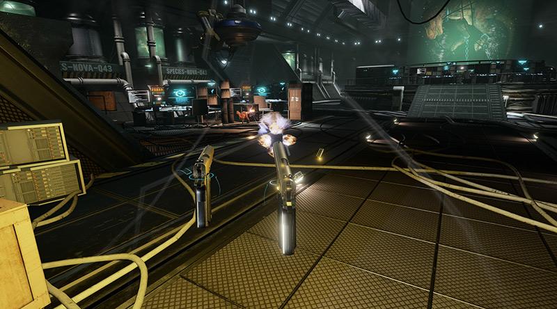 Primal Carnage: Onslaught game screenshot