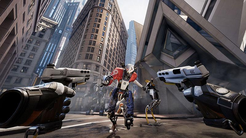 Robo Recall game screenshot