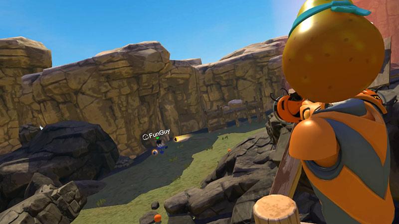 Smashbox VR game screenshot