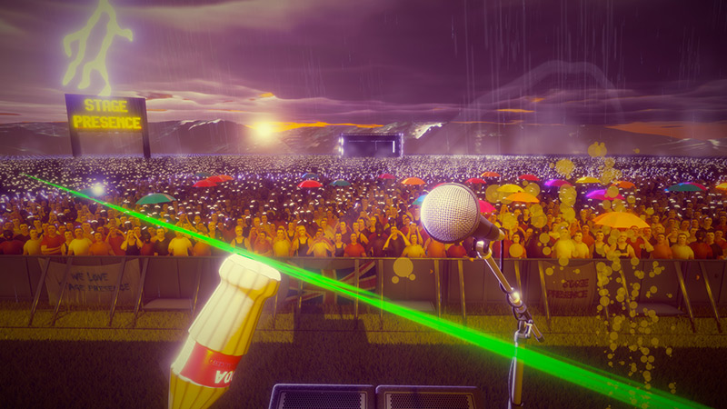 Stage Presence videogame screenshot