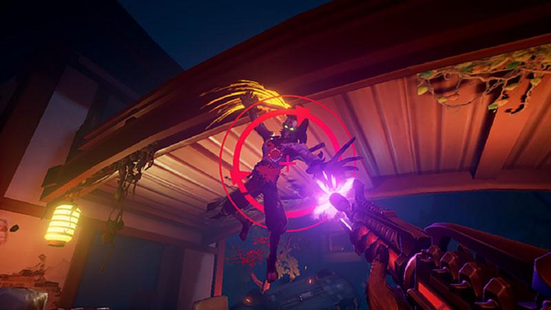 Zombie shooter game screenshot, ZombieTrigger