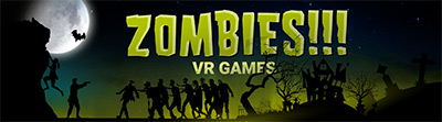 Zombie VR games