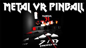 Metal VR Pinball