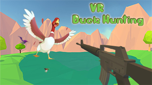 VR Duck Hunting