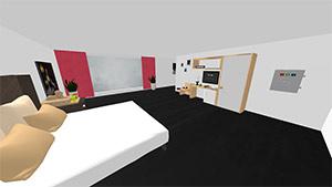 Hotel Room VR