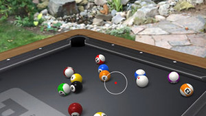 Kings of Pool (AR mode)