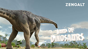 Land of Dinosaurs VR