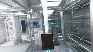Space Panic VR